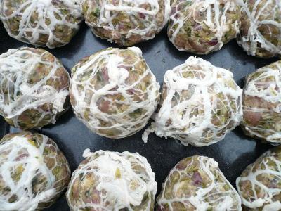 Image : Caillette - Cuisson des caillettes