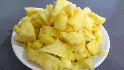 LES FRUITS COMMENÇANT PAR A Confiture-d-ananas-a-la-vanille-127491