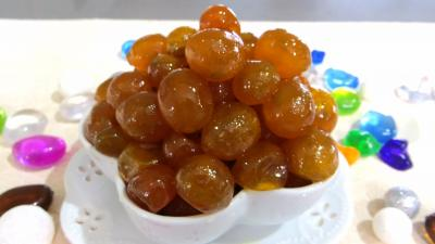 Les grands classiques : Ramequin de confit de kumquats