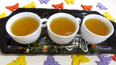 Image : Tasse de thé aux épices