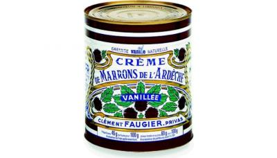 Photo : Crème de marrons