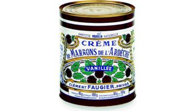 Image : Crème de marrons - Crème de marrons