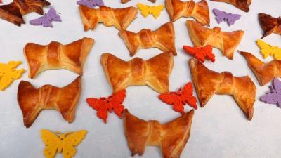 Image : recette Couques papillons