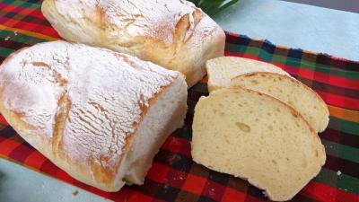Pains & pâtes : Pains anglais ou pain de mie