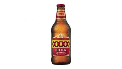 XXXX beer (Four X)