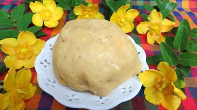 Image : recette Pâte sucrée aux noisettes