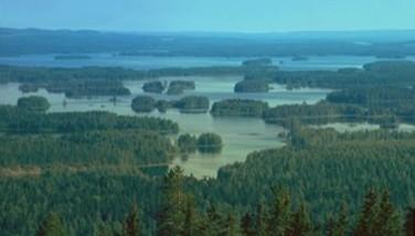 Image : La cuisine de Finlande - Région des lacs de Finlande