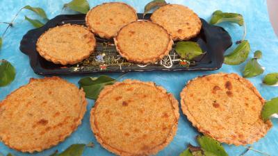 Recette Tartelettes à la mousse aux poires