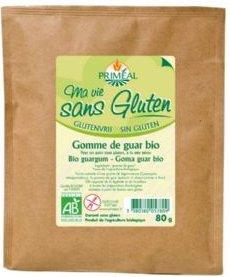 Image : Gomme ou farine de Guar - sachet de gomme de guar