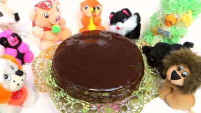 gâteau au chocolat : Sachertorte