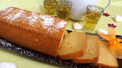 cake sucré : Cake à la crème de riz du Libéria