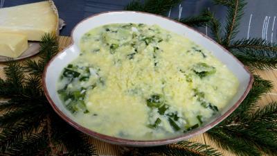 Soupes & potages : Soupe auvergnate