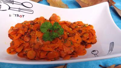 Cuisine flamande et belge : Plat de carottes à la Flamande