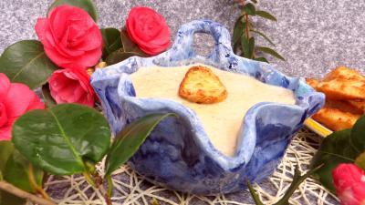 soupe : Soupière de soupe aux fromages