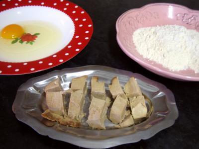 Fèves aux cèpes et au foie gras - 4.3
