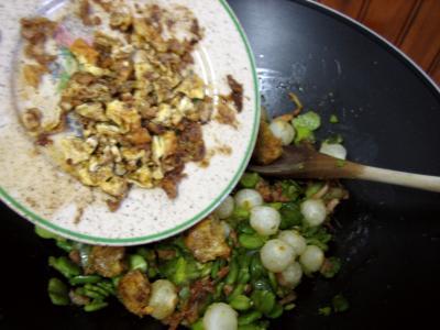 Fèves aux cèpes et au foie gras - 8.2