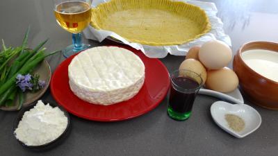 Tarte au camembert - 2.3