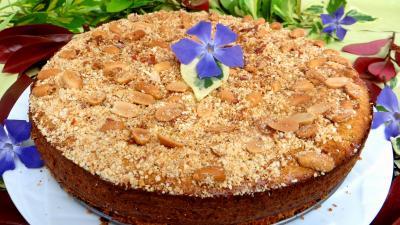quatre épices : Cheesecake au brousse