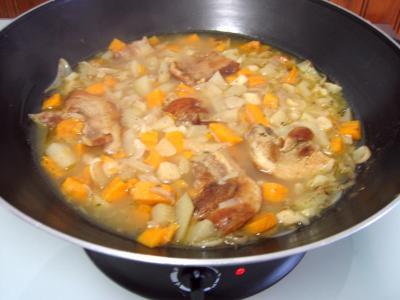 Soupe de scorsonères - 10.2