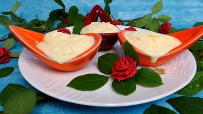 Image : Glace - Glace à la vanille pour diabétiques