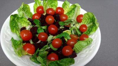 Salade de châtaignes - 6.3