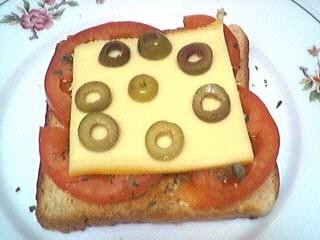 Tartines à l'italienne - 3.2