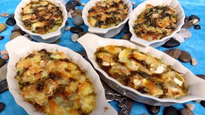 Légumes : Cassolettes de blettes