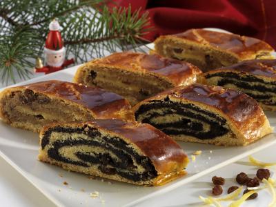Photo : bejgli cake