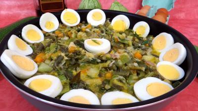 Légumes : Haricots verts à l'Amaretto