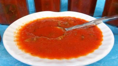 Sauces : Sauce tomate pizza bolognaise