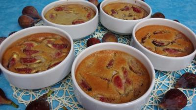 La cuisine des grand-mères : cassolettes aux figues