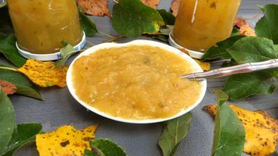 Desserts : Compote de pommes à la stévia pour diabétiques