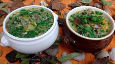 Cuisine diététique : Soupe de potimarron