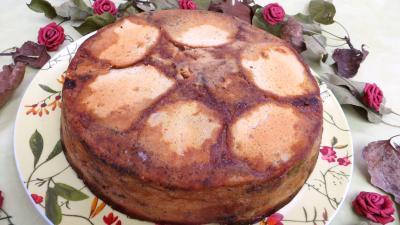 physalis : Assiette de pudding aux physalis