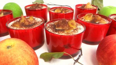 Desserts : Tiramisu aux pommes