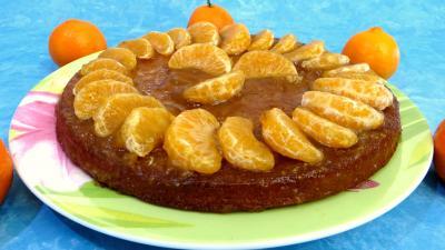 Pour débutants : Gâteau aux clémentines
