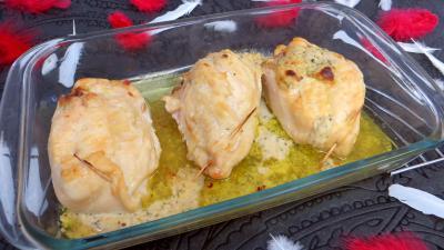 Image : Roulés de poulet