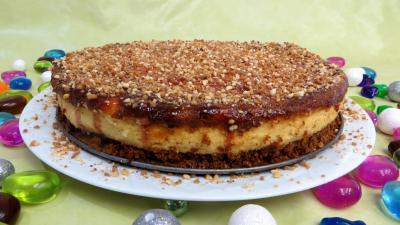 Pour débutants : Cheesecake à la vanille