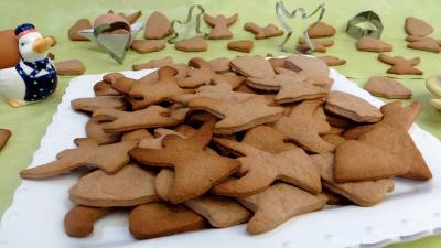 Image : Biscuits de Pâques à la cannelle