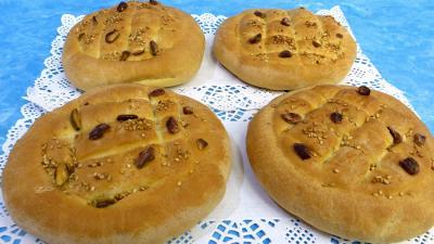 fête du pain : Pain turc Sherazade