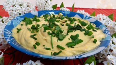 Recettes rapides : Sauce relevée et salade