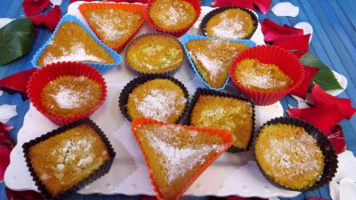 recette gateau : Petits gâteaux mousse de bananes
