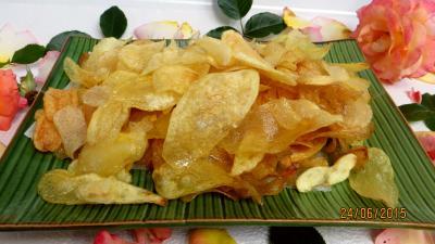 Pour débutants : Chips au vinaigre