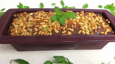 Image : recette Cake aux courgettes et feta