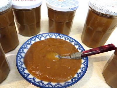 Conserves : Coupelle de chutney de figues à la cannelle