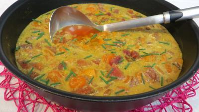 betterave rouge : Sauteuse de soupe à la bière