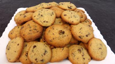 cookies : Assiette de Cookies