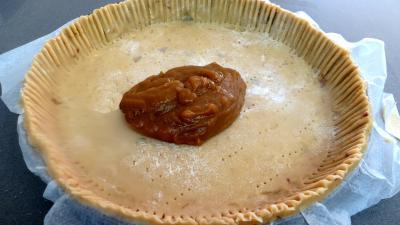 Tarte aux pommes et raisins secs - 3.1