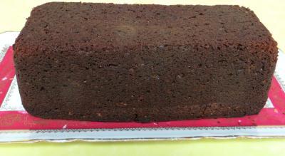 gâteau au chocolat : Plat du gâteau au chocolat de tati Berthe
