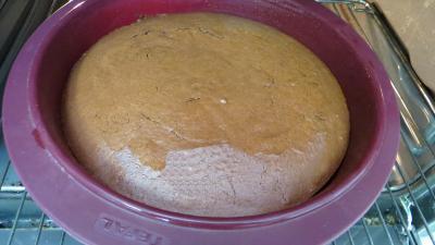 """Gâteau choco-bananes """"taupinière"""" - 5.3"""